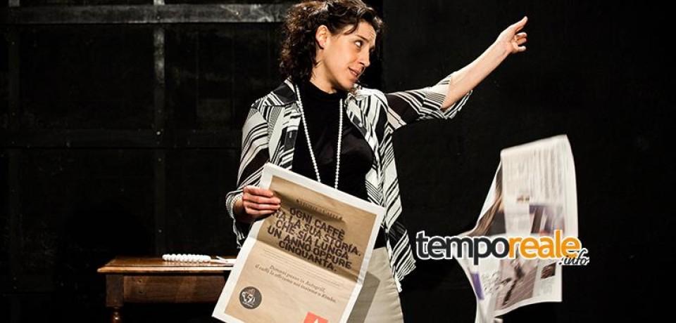 """Premio CassinoOff 2016 a """"Nostra Italia del Miracolo"""", lo spettacolo con Maura Pettorruso in scena il 9 aprile"""