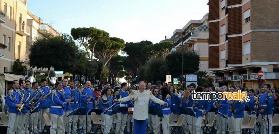 Terracina / Sabato in piazza Mazzini il Concerto di Primavera del corpo bandistico