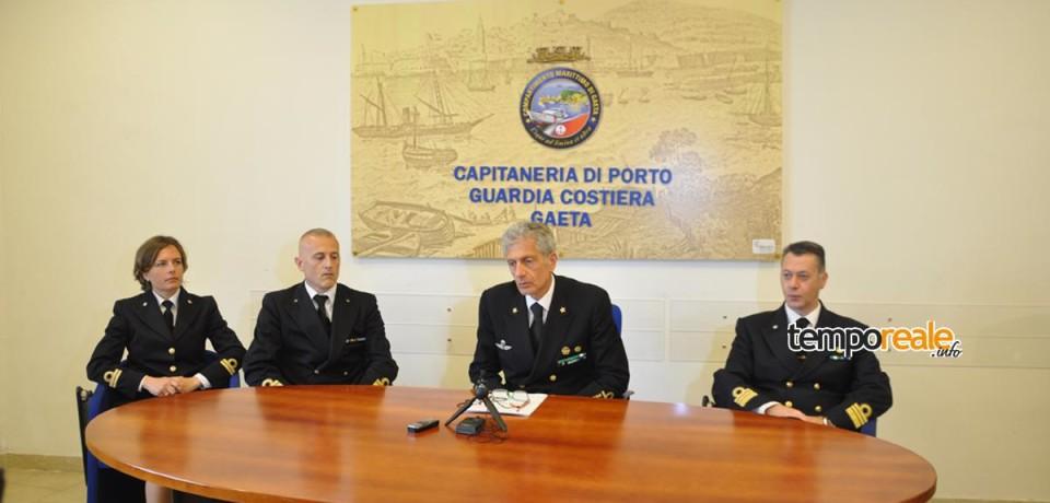 """Gaeta / Ritrovato il peschereccio """"Rosinella"""". Nessuna traccia dell'equipaggio"""