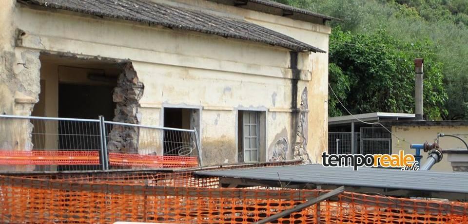Fondi / Allarme eternit all'impianto di Fonte Mola di Vetere, arriva l'esposto dei grillini
