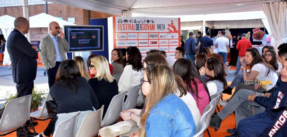 Gaeta / Festival dei Giovani, si parla di accoglienza e sport