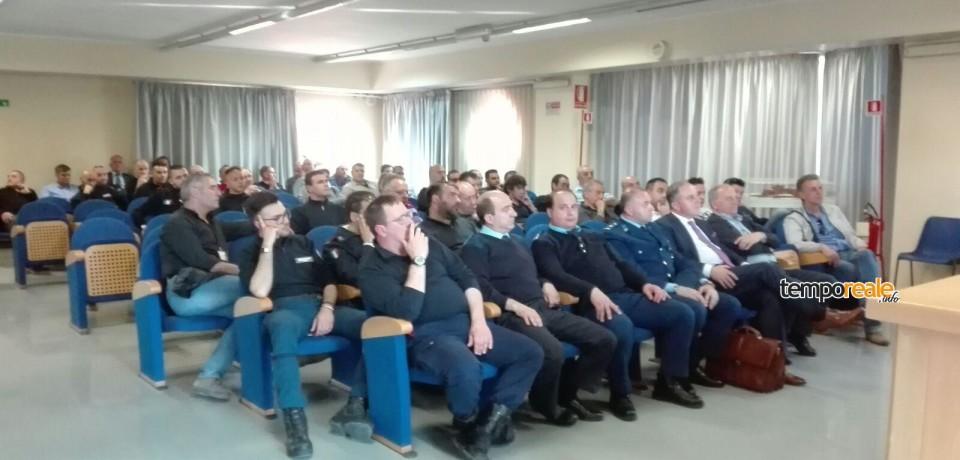 Frosinone / Un corso di formazione e aggiornamento in Questura rivolto alle Guardie Giurate