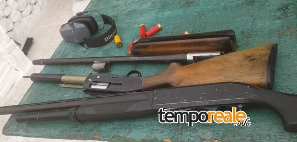 Palmarola / Operazione antibracconaggio, arrestato un cacciatore