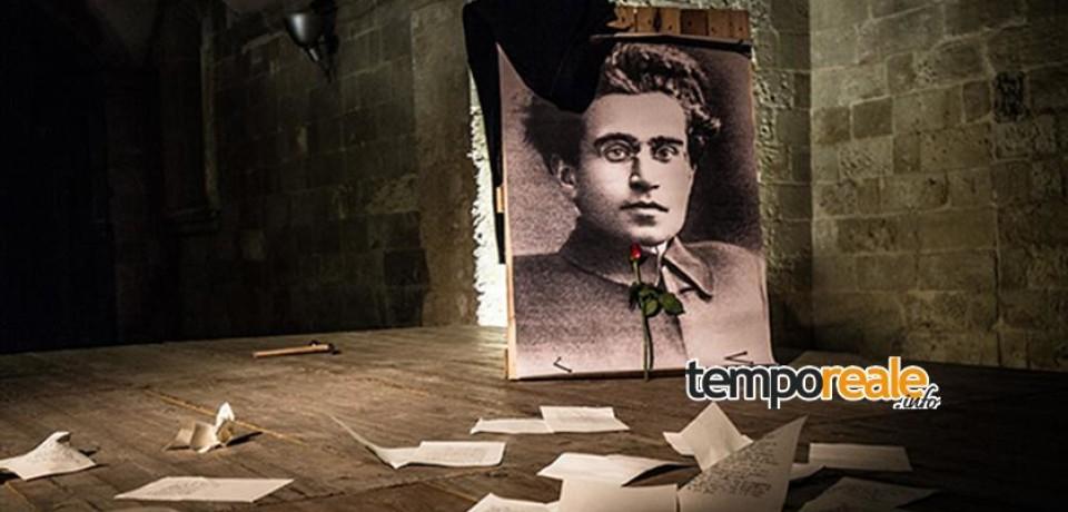 """CassinoOff, in scena """"Gramsci. Antonio detto Nino"""" con Fabrizio Saccomanno"""