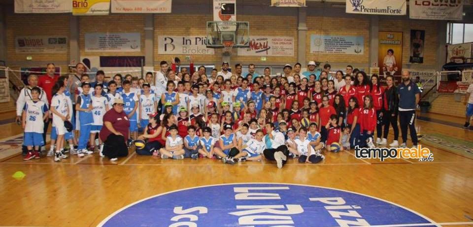 """Minturno / """"Lo sport unito per il sociale"""", i ringraziamenti del commissario Strati"""