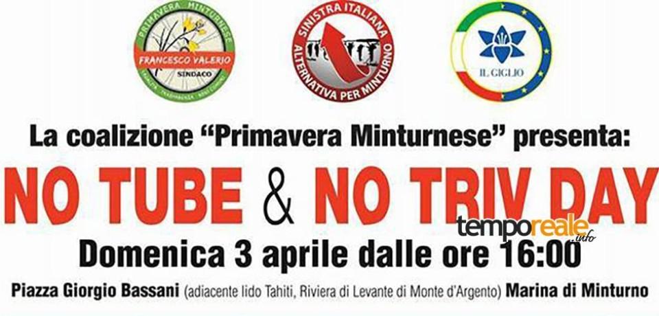 Minturno / NoTube & NoTrivDay, l'evento alla Riviera di Levante