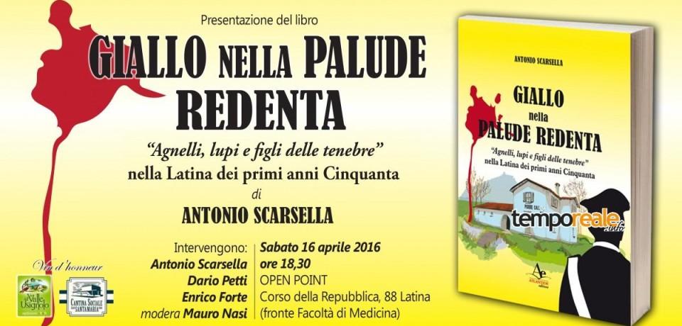 Latina / Antonio Scarsella presenta il suo libro al Point di Enrico Forte