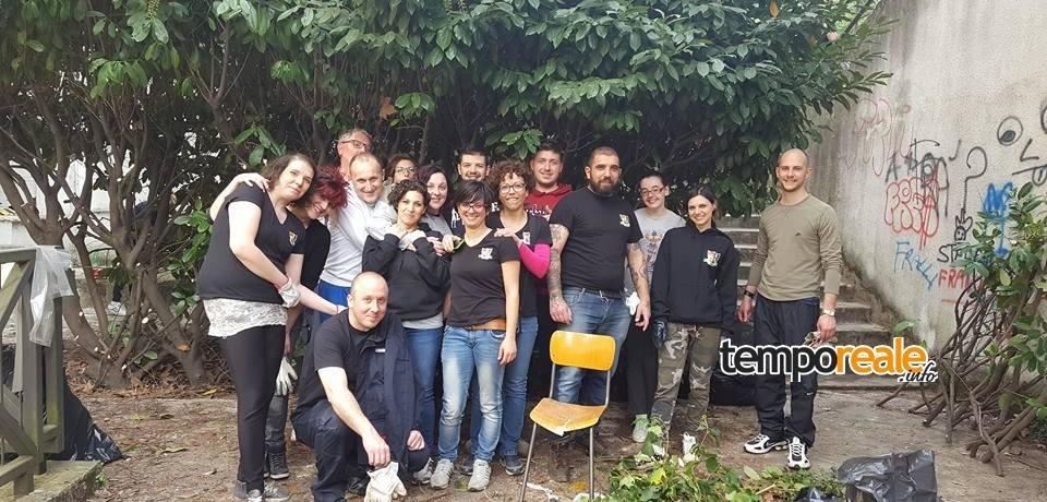 Frosinone / Missione Anfiteatro, grande partecipazione per la giornata ecologica di Vivi Frosinone Vivi Ciociaria
