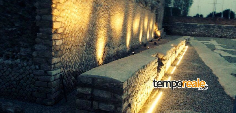 Formia / Piazza Vittoria e Caposele, domenica l'inaugurazione dei nuovi siti archeologici