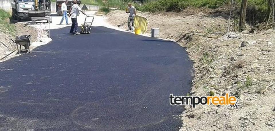 Cassino / Numerosi interventi di manutenzione stradale in città
