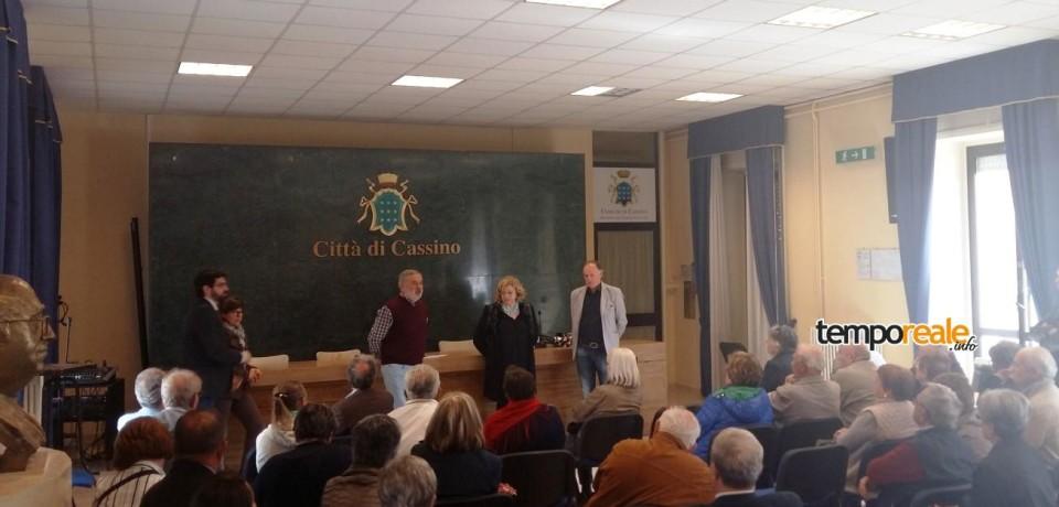 Cassino / I Centri Anziani della Sabina incontrano i Centri anziani del Cassinate