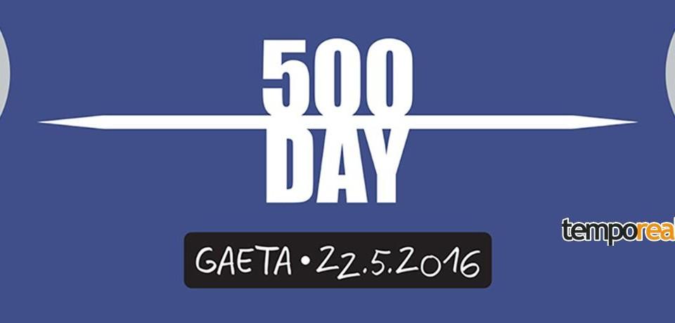 Gaeta / 500 Day, domenica 22 maggio la città si riempie di Fiat 500 in una giornata di festa
