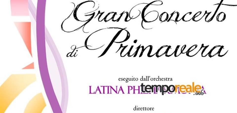 SS.Cosma e Damiano / Gran Concerto di Primavera a cura dell'orchestra Latina Philarmonia