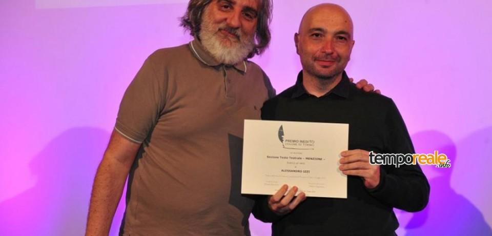 Gaeta / Premio InediTo, menzione speciale per Alessandro Izzi
