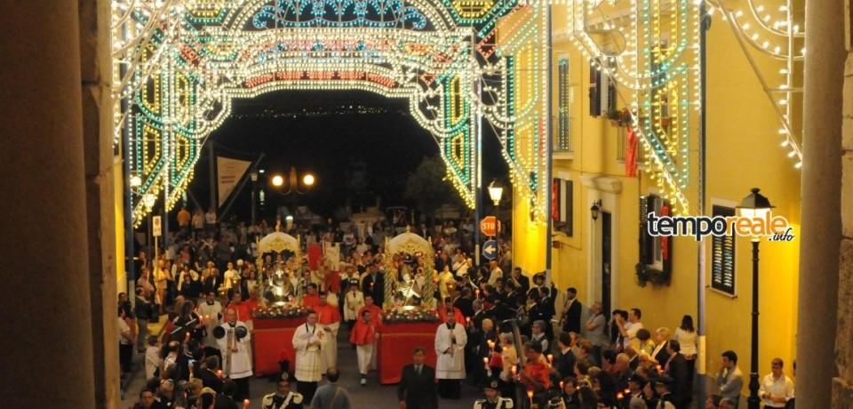Gaeta / Al via i festeggiamenti dei Santi Patroni Erasmo e Marciano