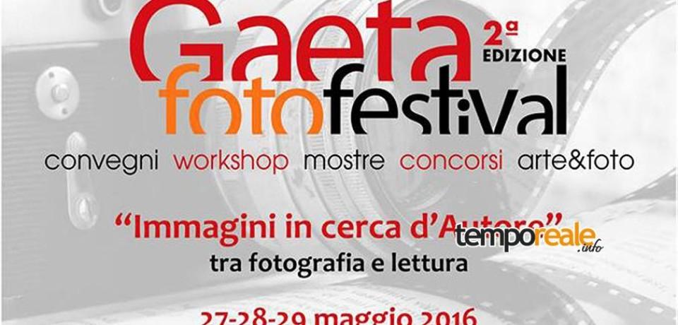 Gaeta FotoFestival 2016, al via la II edizione tra convegni, workshop, mostre e concorsi