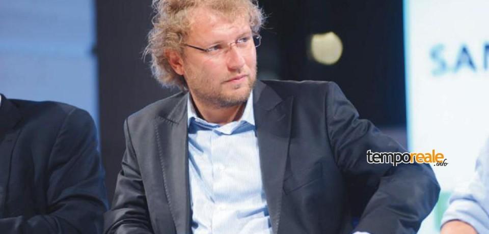 Minturno / A Scauri Luca Lotti a sostegno di Gerardo Stefanelli