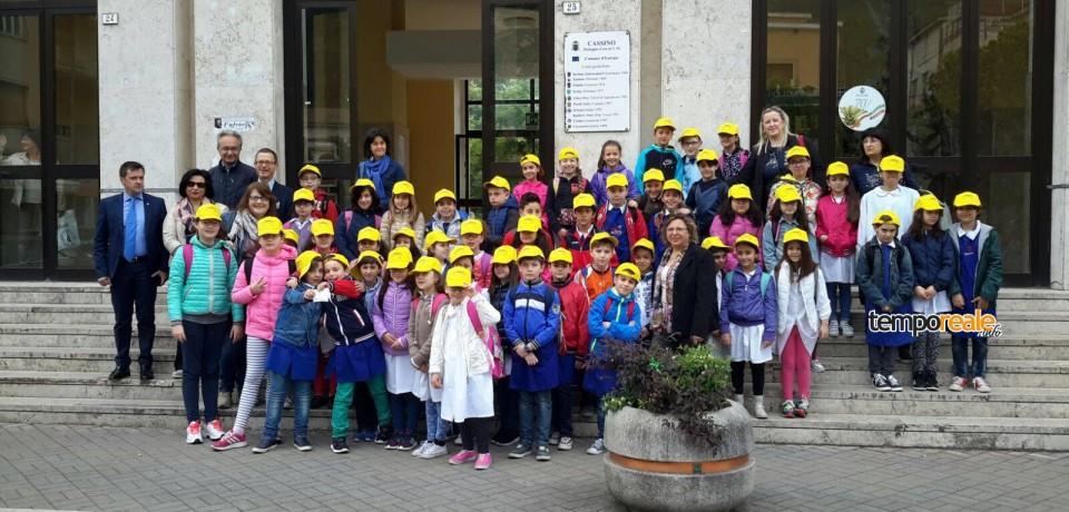 Cassino / Al via il Progetto Pedibus, per riscoprire il piacere di andare a scuola a piedi