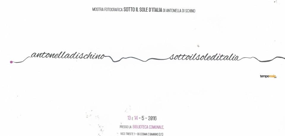 """Santi Cosma e Damiano / """"Sotto il Sole d'Italia"""", la mostra fotografica presso la biblioteca comunale"""