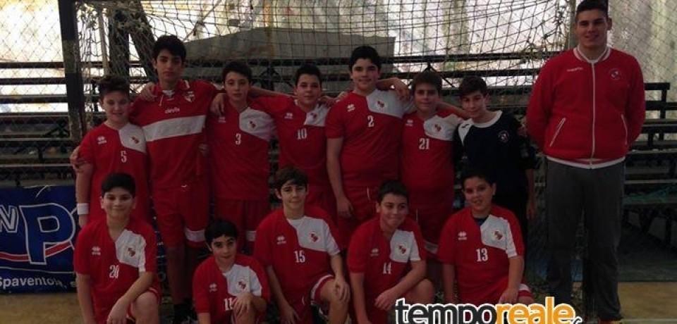 Pallamano / La Lupo Rocco Gaeta Under 14 si laurea Campione Regionale