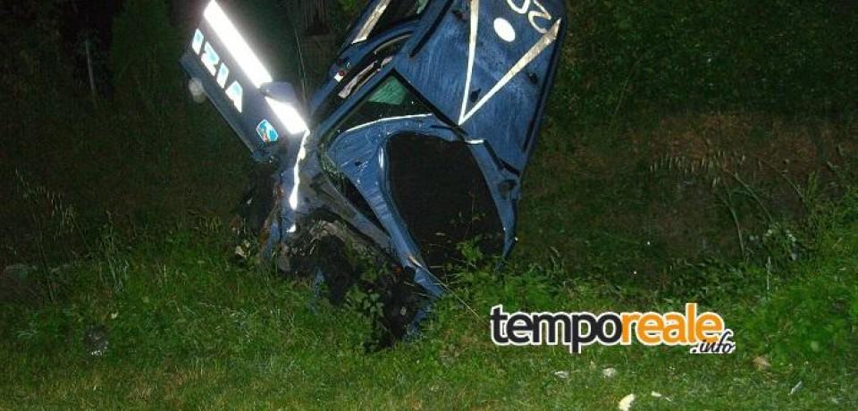 Frosinone / Inseguimento e speronamento in autostrada: la polizia ferma un corriere della droga