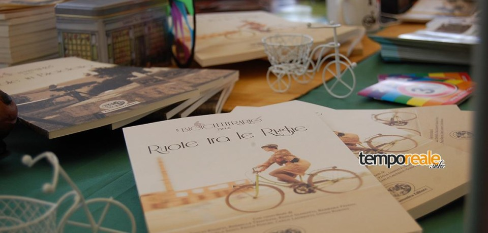 Minturno / Successo per il Bicicletterario in festa, da Marco Pastonesi fino al Napoli Bike Festival