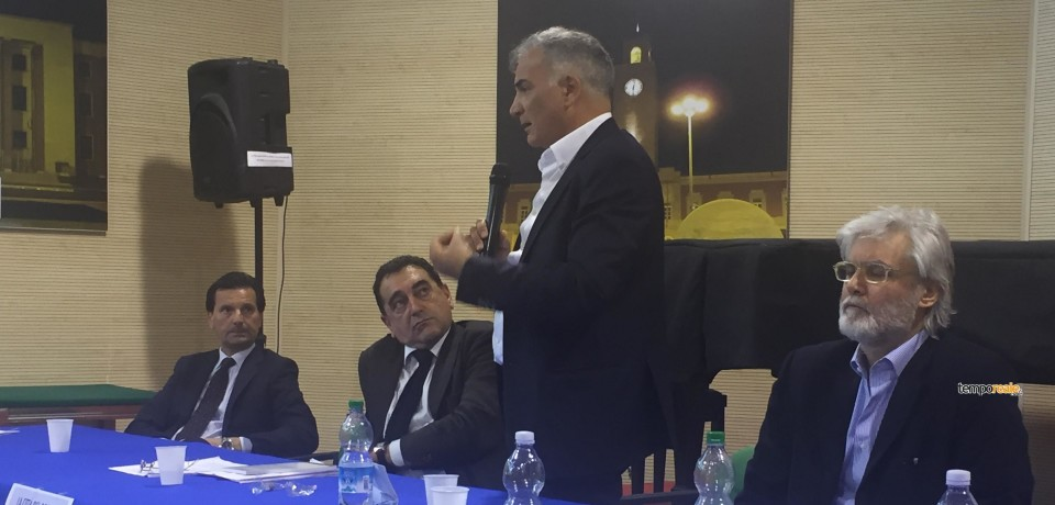 """Latina / Legalità, Forte e Malinconico: """"Comune sia baluardo contro il crimine"""""""