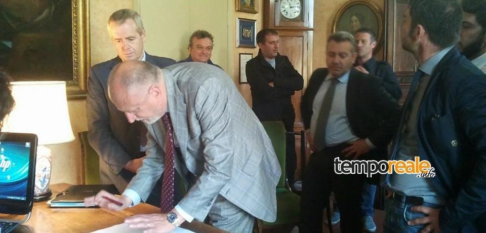 Frosinone / Aldo Mattia eletto alla presidenza del nuovo Gal Alta Ciociaria – Valle del Sacco