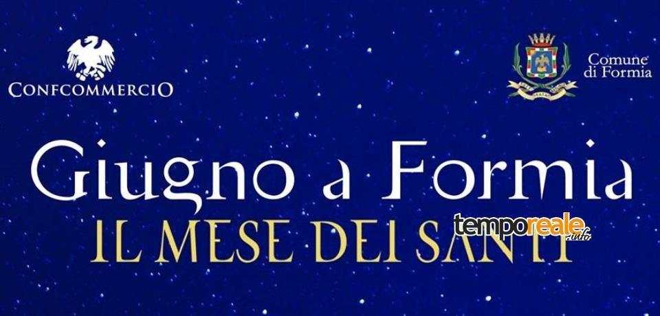 """Formia / """"Il Mese dei Santi"""", iniziative ed eventi in vista delle feste patronali"""