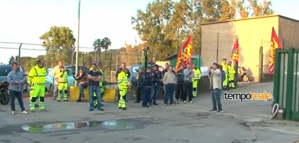 Formia Rifiuto Zero, l'associazione Tilt sullo sciopero dei lavoratori