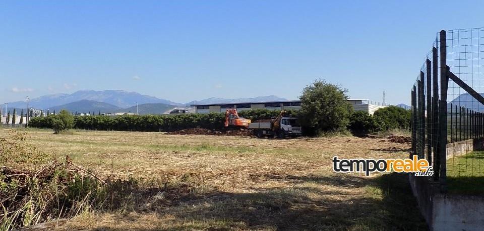 Pontinia / Sequestri operati dalla Forestale nella zona industriale Mazzocchio