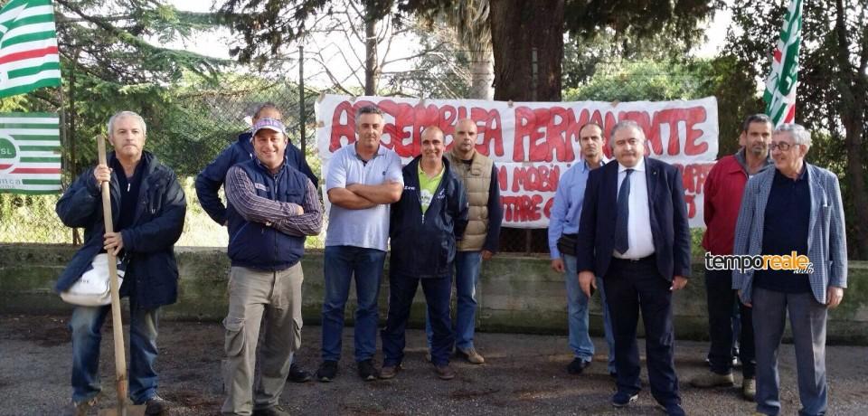Formia / Ex Enaoli, la Cisl scrive al presidente Zingaretti
