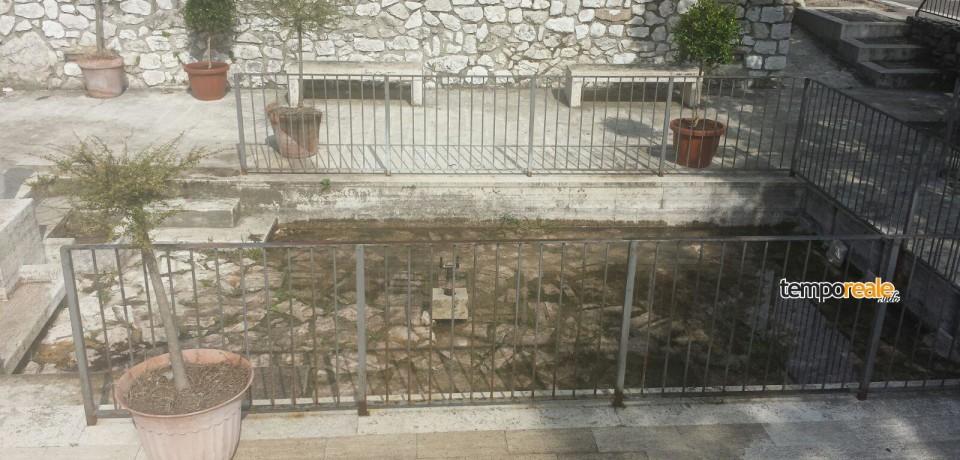 Castelforte / La sorgente di Suio Forma è stata ripristinata