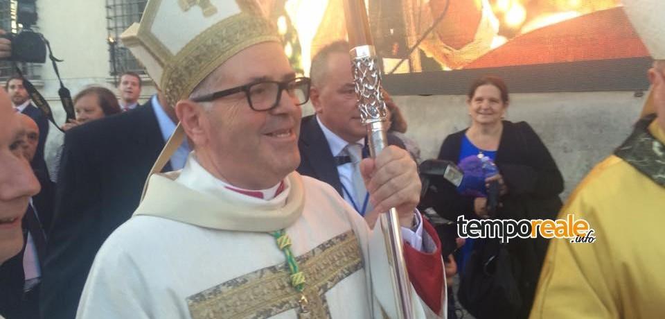 L'Arcivescovo Vari apre due Porte Sante nella Diocesi di Gaeta