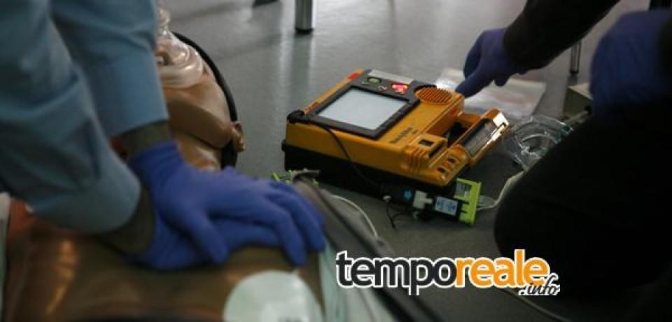 Frosinone / Consegnati nuovi defibrillatori alla Polizia di Stato