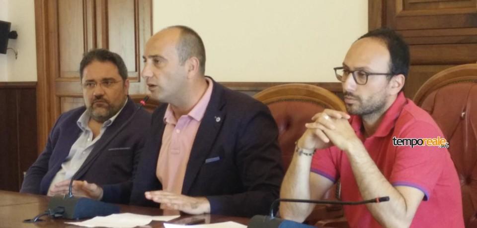 Minturno / Il sindaco Gerardo Stefanelli incontra i dipendenti comunali