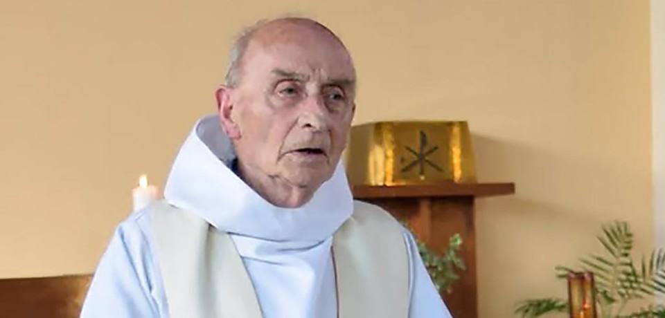 Itri / Messa di suffragio per padre Jacques Hamel, parroco di Rouen
