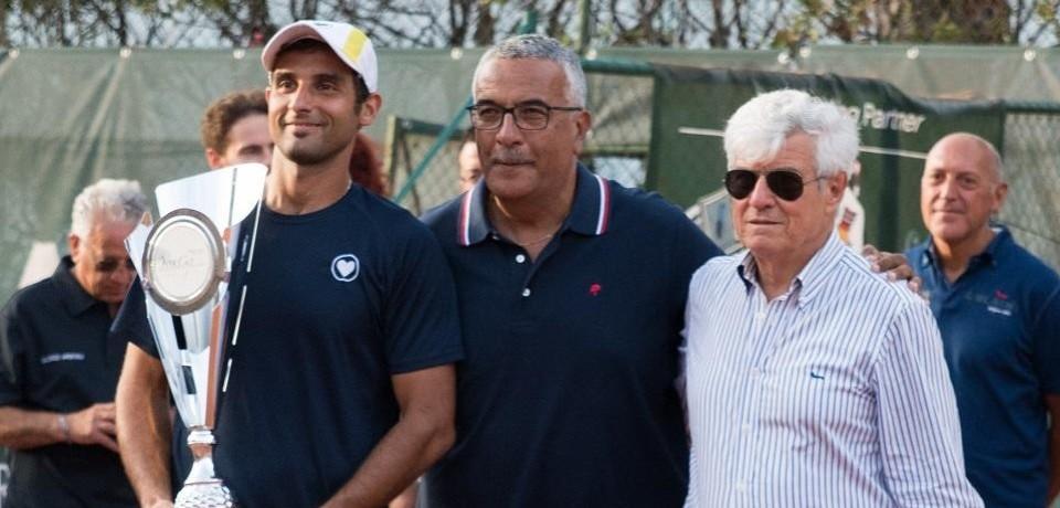 Gaeta / Matteo Fago si aggiudica la XXXV Edizione dell'Open di Tennis Nazionale Città di Gaeta