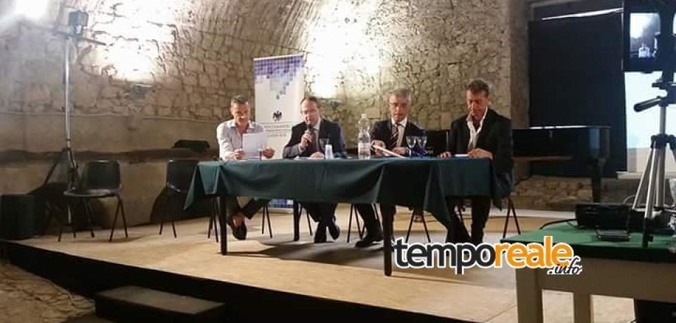 Sermoneta / E' nata oggi Confcommercio Imprese per l'Italia Lazio Sud