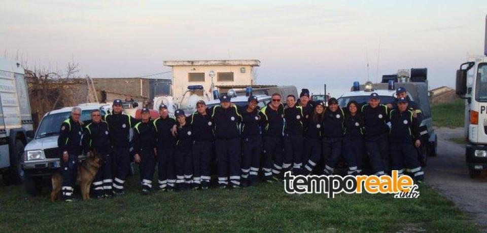 """Gaeta / Protezione civile: i volontari dell'associazione """"Fenice"""" al top nella Regione Lazio"""
