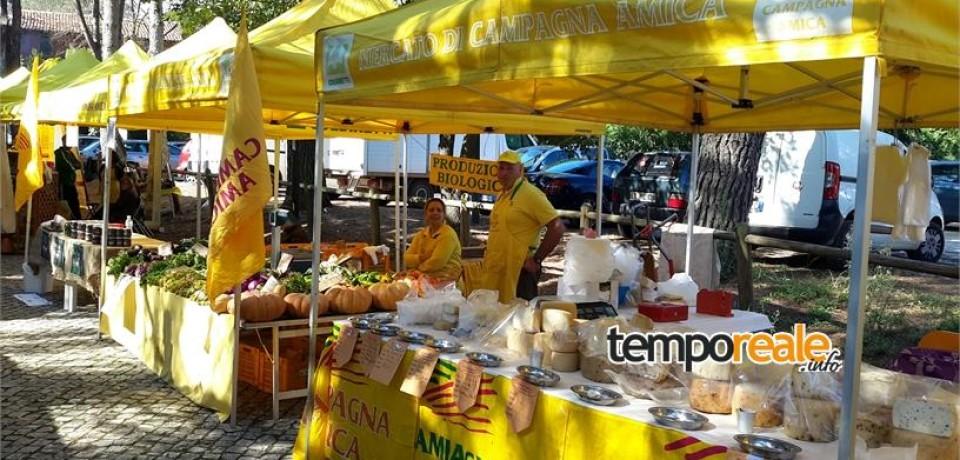 Gaeta / Debutta il mercato di Campagna Amica, l'agricoltura del golfo incontra i turisti