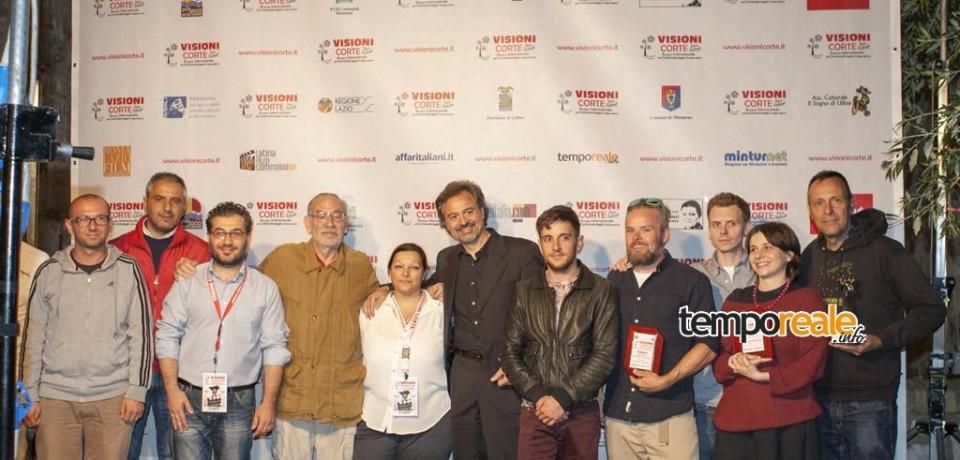 Minturno / Successo per la 5^ edizione di Visioni Corte Film Festival: tutti i vincitori