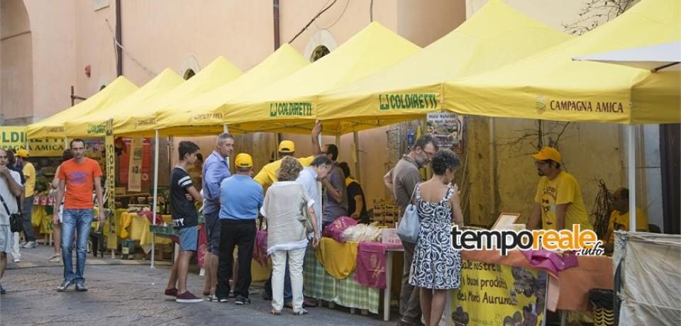 Gaeta / Inaugurato il mercato di Campagna Amica