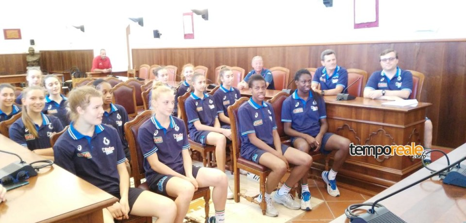 stefanelli incontra nazionale pallavolo (1)