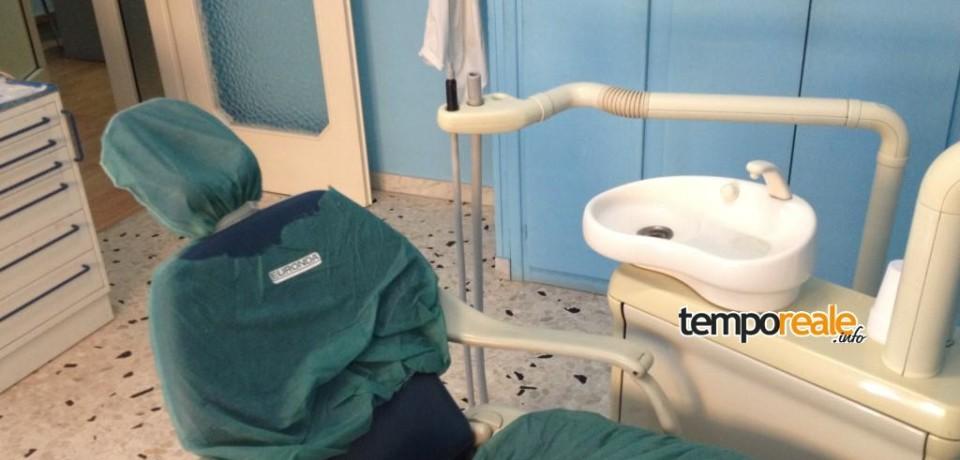 Itri / Guardia di Finanza sequestra uno studio dentistico abusivo, denunciato medico itrano