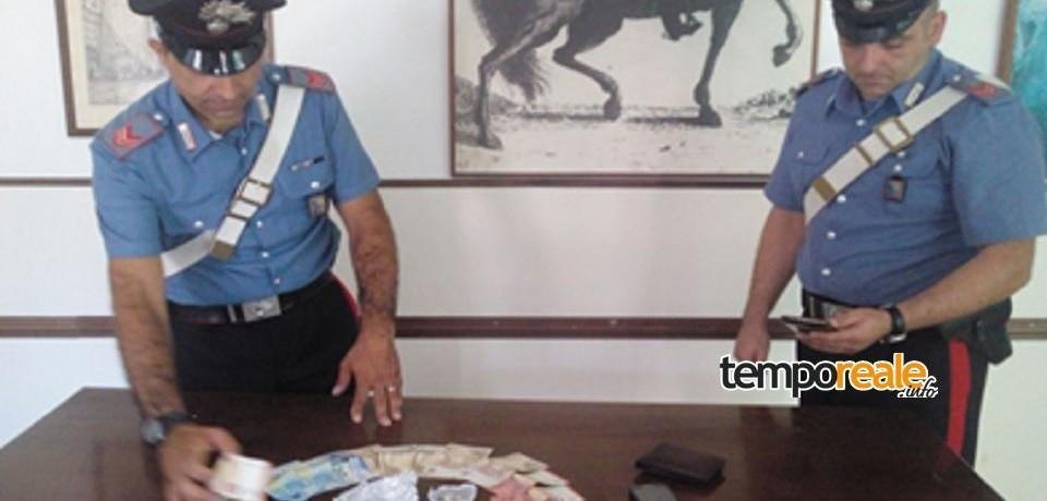 Terracina / Operazione antidroga, un pusher tratto in arresto