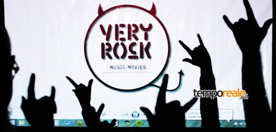 """Minturno / """"Very Rock Music Movies"""", al via la seconda edizione"""