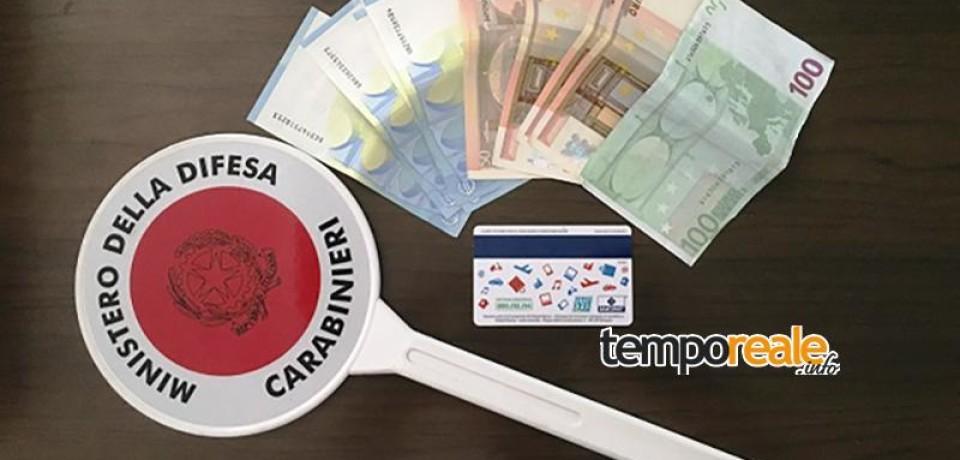 Cassino / Aggirano un anziano per rubargli carta di credito e soldi, denunciati due giovani