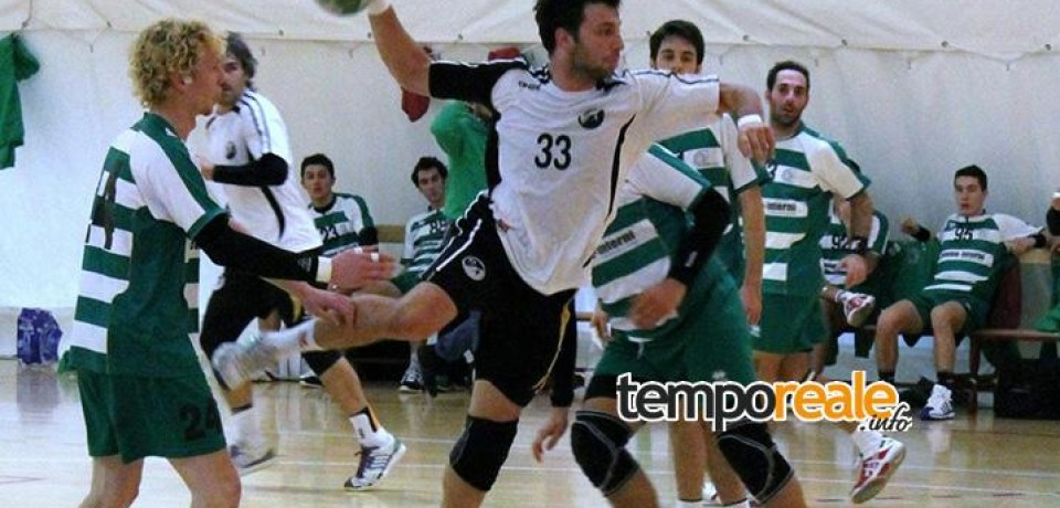Handball / Due sconfitte a Benevento per l'HC Fondi ma la squadra si sta rodando