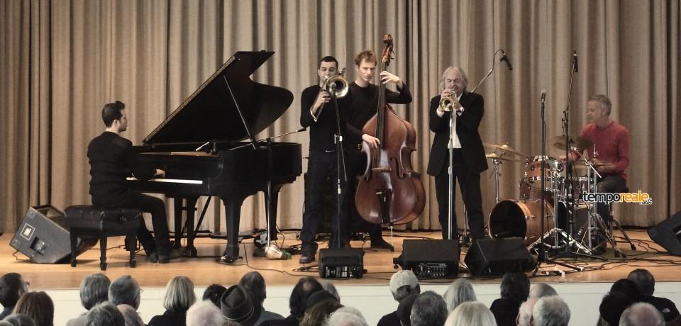 """Formia / Il trombettista jazz Enrico Rava live all'anfiteatro di Caposele con il """"Rava New Quartet"""""""